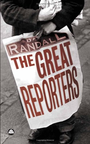 Great Reporters   2005 edition cover