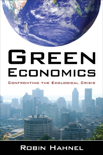Green Economics Confronting the Ecological Crisis  2011 edition cover