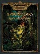 Shattered Gates of Slaughtergarde An Adventure for Characters of Levels 1-6  2006 9780786941964 Front Cover