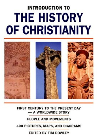 Introduction to the History of Christianity  2002 edition cover