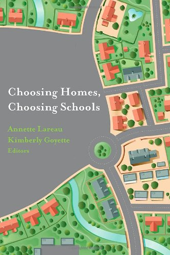 Changing Homes, Changing Schools Residential Segregation and the Search for a Good School  2014 edition cover