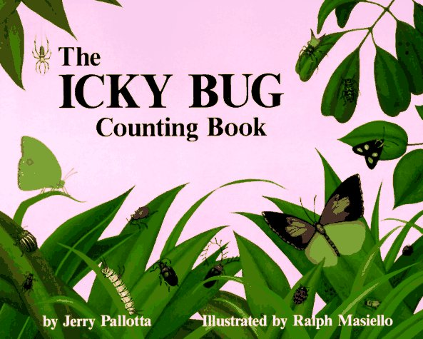 Icky Bug Counting Book  N/A 9780881064964 Front Cover