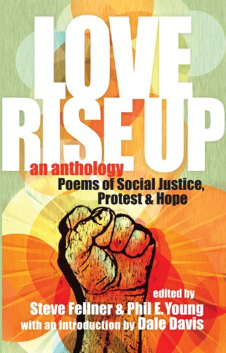 Love Rise up: Poems of Social Justice, Protest and Hope   2012 edition cover