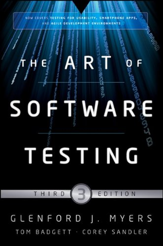 Art of Software Testing  3rd 2012 edition cover