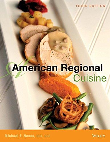 American Regional Cuisine:   2013 edition cover