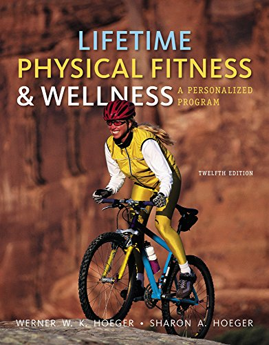 LIFETIME PHYSICAL FITNESS+WELLNESS-PKG. N/A 9781133498964 Front Cover