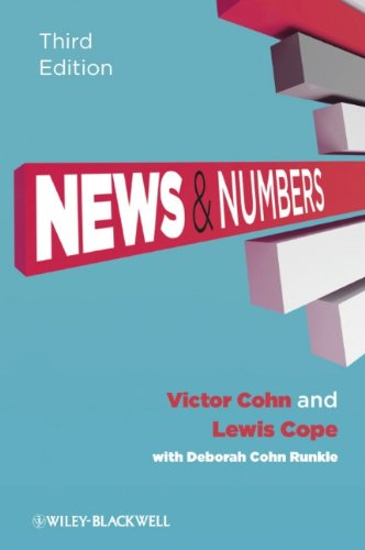 News and Numbers A Writer's Guide to Statistics 3rd 2011 edition cover