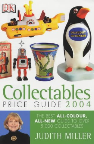 COLLECTABLES PRICE GUIDE: THE BEST ALL-COLOUR, ALL-NEW GUIDE TO OVER 5,000 COLLECTABLES N/A 9781405300964 Front Cover