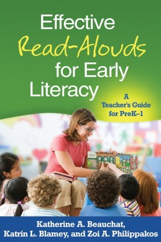 Effective Read-Alouds for Early Literacy A Teacher's Guide for PreK-1  2012 edition cover