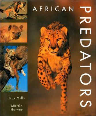 African Predators   2001 9781560980964 Front Cover