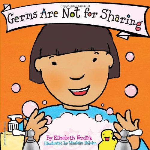 Germenes No Son para Compartir   2005 edition cover