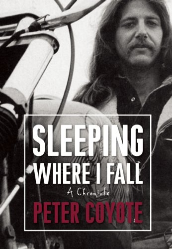 Sleeping Where I Fall A Chronicle Expanded  edition cover