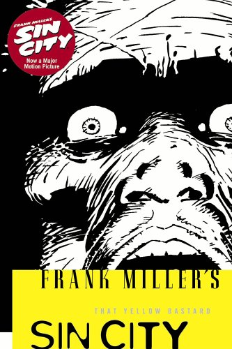 Frank Miller's Sin City That Yellow Bastard 2nd 2005 edition cover