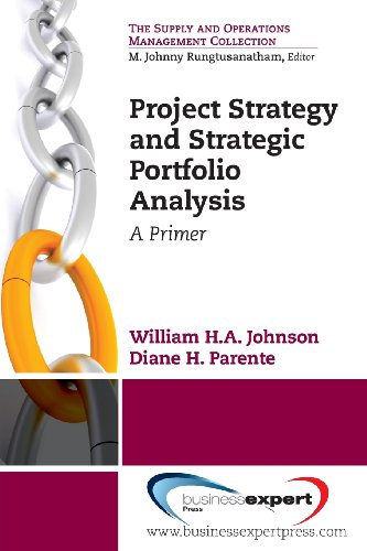 Project Strategy and Strategic Portfolio Management A Primer  2013 edition cover