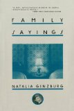 Family Sayings  N/A 9781611457964 Front Cover