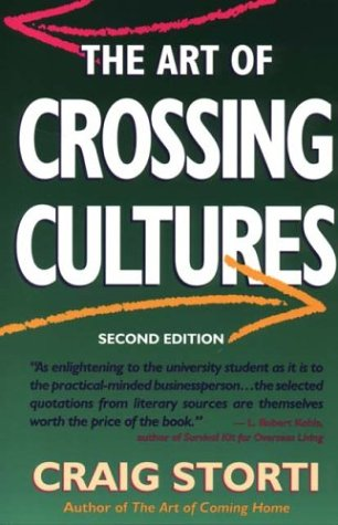 Art of Crossing Cultures  2nd 2001 edition cover