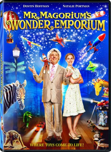 Mr. Magorium's Wonder Emporium (Full Screen Edition) System.Collections.Generic.List`1[System.String] artwork