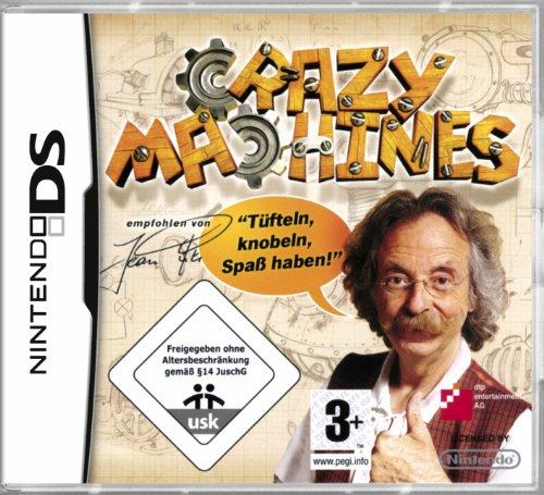 Crazy Machines [Software Pyramide] Nintendo DS artwork