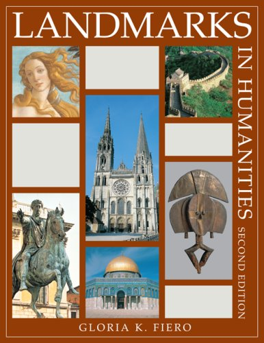 Landmarks in Humanities  2nd 2009 edition cover