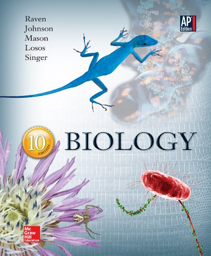 Biology: Ap Edition  2013 edition cover