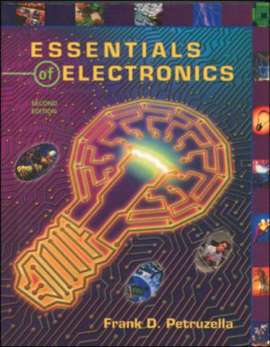 Essentials of Electronics  2nd 2001 edition cover