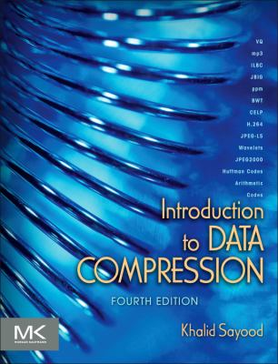 Introduction to Data Compression  4th 2012 edition cover
