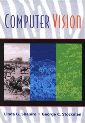 Computer Vision   2001 edition cover