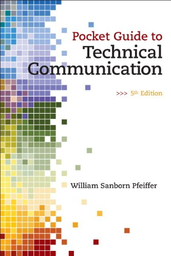 Pocket Guide to Technical Communication  5th 2011 (Guide (Instructor's)) edition cover
