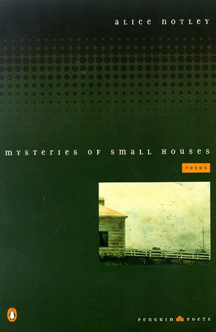 Mysteries of Small Houses   1998 edition cover