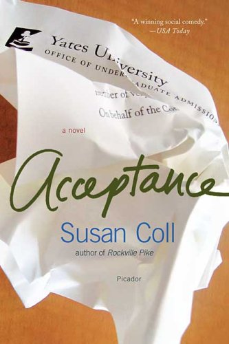 Acceptance A Novel N/A 9780312426965 Front Cover