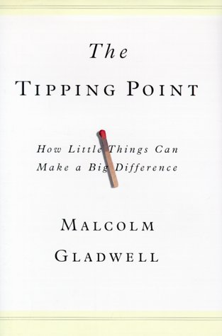 Tipping Point How Little Things Can Make a Big Difference  2000 edition cover