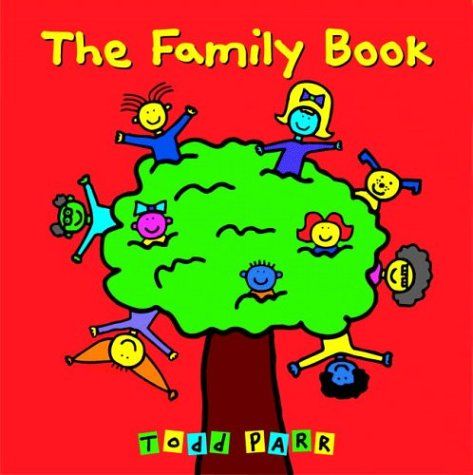 Family Book   2003 edition cover
