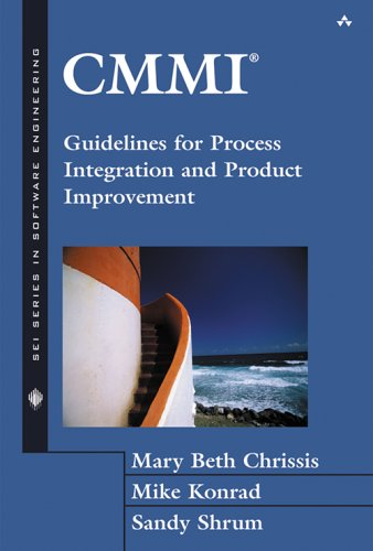 CMMI Guidelines for Process Integration and Product Improvement  2003 9780321154965 Front Cover