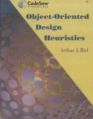 Object-Oriented Design Heuristics   1996 edition cover