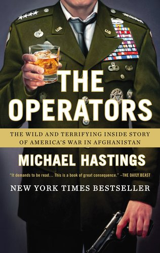 Operators The Wild and Terrifying Inside Story of America's War in Afghanistan N/A edition cover