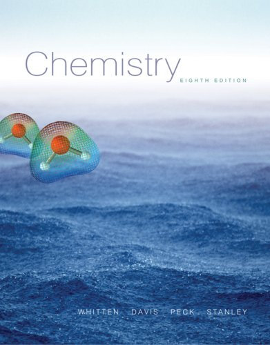 General Chemistry (With General Chemistrynow)  8th 2007 edition cover