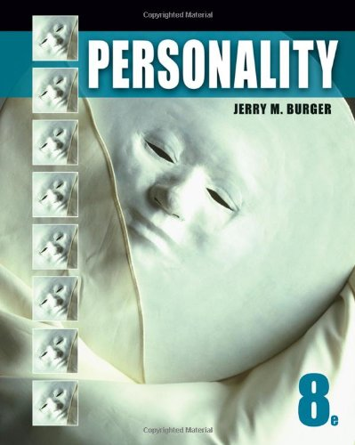 Personality  8th 2011 edition cover