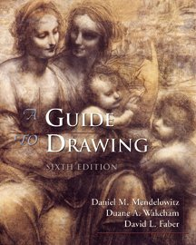 Guide to Drawing  6th 2003 (Revised) 9780534624965 Front Cover