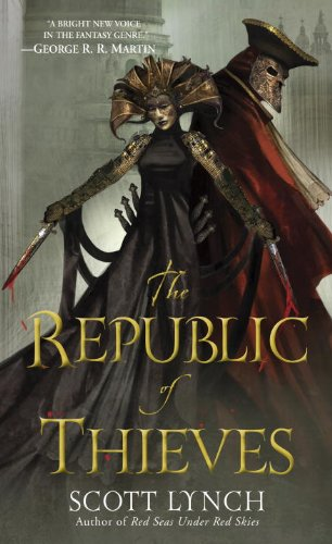 Republic of Thieves  N/A 9780553588965 Front Cover