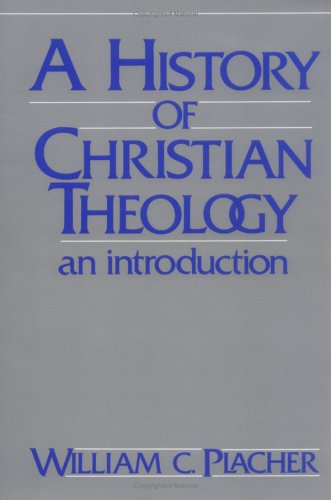 History of Christian Theology An Introduction  1983 edition cover