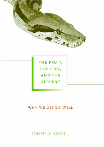 Fruit, the Tree, and the Serpent Why We See So Well  2009 edition cover