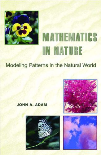 Mathematics in Nature Modeling Patterns in the Natural World  2003 edition cover