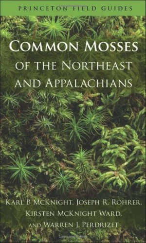 Common Mosses of the Northeast and Appalachians   2013 edition cover