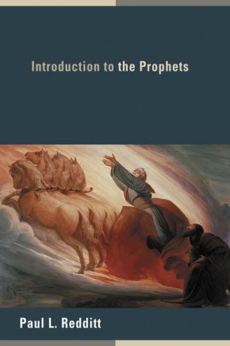 Introduction to the Prophets   2008 edition cover
