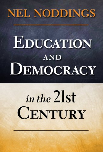 Education and Democracy in the 21st Century   2013 edition cover