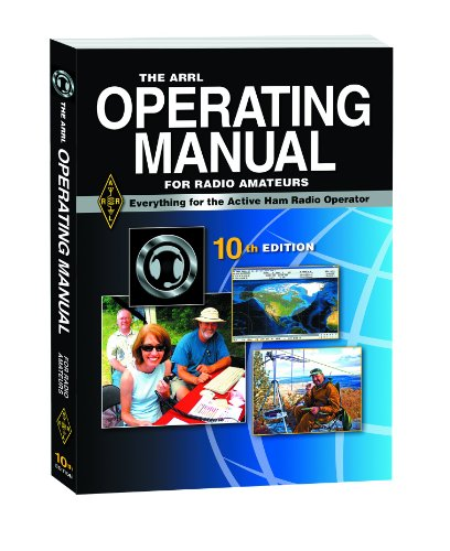 The Arrl Operating Manual:   2012 9780872595965 Front Cover