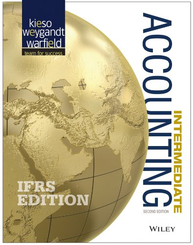 Intermediate Accounting IFRS Edition 2nd 2015 edition cover