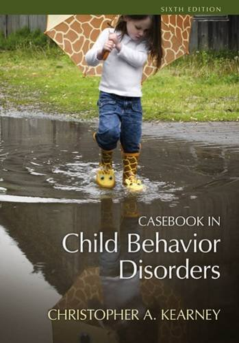 Casebook in Child Behavior Disorders:   2016 9781305652965 Front Cover