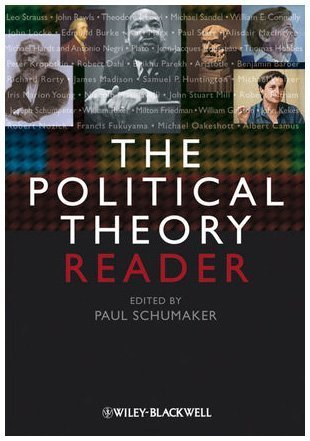 Political Theory Reader   2010 edition cover