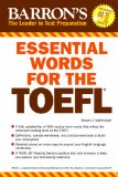 Essential Words for the Toefl  6th 2014 (Revised) edition cover